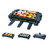 4 in 1 Non-stick Party Electric BBQ Grill XJ-9K114 Manufactures