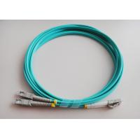 Catv , Lan , Wan , Test Multimode Optical Patch Cord With Duplex Cable