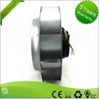Brushless Electric Motor Centrifugal Fan Variable Speed Control For Fresh Air Exchanger Manufactures