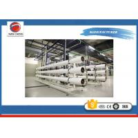 RO water Purification System For Water Plant , Commercial Water Purification Systems Manufactures