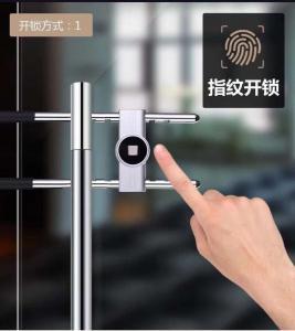 Fingerprint lock Biometric Door Lock Ulock70 Fingerprint lock office lock Manufactures