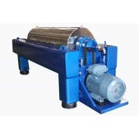 Sludge Dewatering Decanter Centrifuge Wastewater Treatment Plant Equipment Manufactures