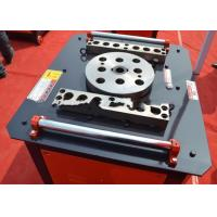 China Low Noise Automatic Steel Bar Bending Machine , GW60 Rebar Bending Equipment on sale
