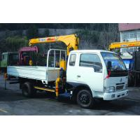 XCMG SQ2SK2Q Telescopic Boom Crane Vehicle Mounted Crane 21000kg 4.2 T.M Manufactures