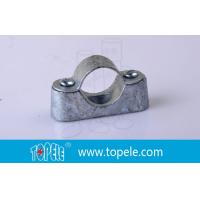 Electrical GI BS4568 Conduit Distance Saddle With Malleable Base , Corrosion Resistance Manufactures