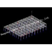 China Pipe Truss Planning America Standard Structural Engineering Designs Consulting Firm on sale