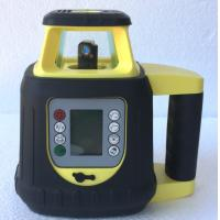 LED Dispaly Rotaing Laser Instruments And Accessories , Scanning angle 10° / 45° / 90° / 180 Manufactures