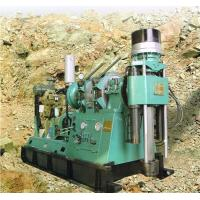 Buy cheap Hydraulic Feeding Drilling Rig Equipment Portable Concrete Coring Equipment from wholesalers