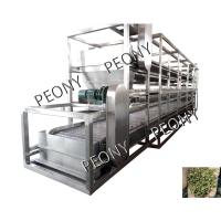 Mesh Belt Dehydrator Conveyor Drying Systems For Hemp Dewatering , Large Capacity Manufactures