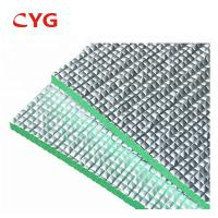 China Construction Heat Insulation Customized Pe Laminated Polyolefin Foam Board on sale
