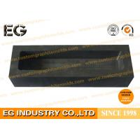 48 HSD Custom Graphite Molds / Continuous Horizontal Casting Graphite Ingot Mould Manufactures