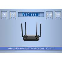100mW 11AC Wireless Router 802.11ac 1200Mbps Mesh WAVE2 8M Flash ABS Material Manufactures
