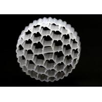 Moving Bed Biofilm Reactor MBBR Carrier Bio Balls For Chemcial Water Treatment Manufactures