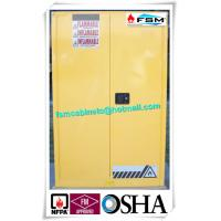 90 Gallon Dangerous Goods Storage Cabinets For Chemical Hazardous Liquid Manufactures