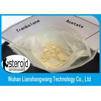 China Trenbolone Acetate Yellow Powder 10161-34-9 Cutting Cycle Bodybuilding Steroids on sale