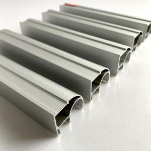 Extrusion Sandblasting 6061 T6 Anodized Aluminum Profiles Manufactures