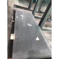 Metal Coated Polyester Mesh Glass Laminate Manufactures
