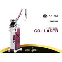 10600nm Fractional Co2 Laser Equipment For Skin Rejuvenation And Tightening Manufactures