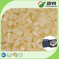 Cheap Viscosity Resin Side Bookbinding Hot Melt Glue Yellowish Color For Coated Paper for sale