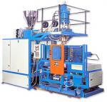 Accumulator die head !!! 220L Automatic Blow Moulding Machine KLS120 Series Manufactures