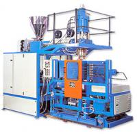 Buy cheap Accumulator die head !!! 220L Automatic Blow Moulding Machine KLS120 Series from wholesalers