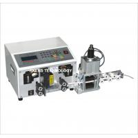 Flat Ribbon Wire Cutting And Stripping Machine Automated Wire Cutter 12 Pin Manufactures