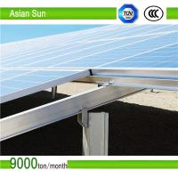 Solar Panel Mounting Brackets Manufactures