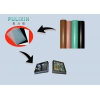 Electronics Themoforming Packaging Anti Static Plastic Sheet Common Permanent Manufactures