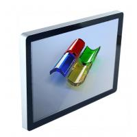 Multi - Touch Pcap Touch Monitor 17'' Aliunium Bezel IP65 Waterproof Long Lifespan Manufactures