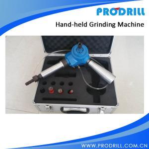 Pneumatic Hand Held Button Bit Grinder Machine G200 Manufactures