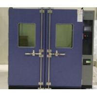 Constant Temperature Humidity Test Chamber , Double Door Large Walk In Environmental Chamber Manufactures