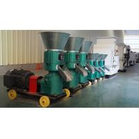 Buy cheap Small feed pellet plant feed making machine from wholesalers