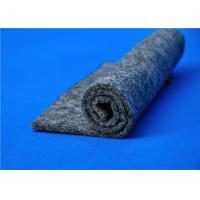 Dark/Light Grey Non Woven Polyester Felt Industrial Felt By The Yard 4mm Thick Manufactures