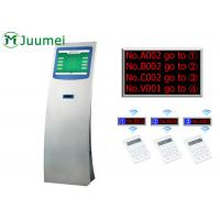 Multiple Multifunction Queue Ticket System Machine Juumei Wireless Manufactures