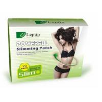 China 100% Original Leptin Powerful Safe Weight Loss Slimming Patches For Abdomen Obesity on sale