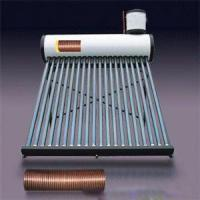 compact unpressurized solar water heater Manufactures