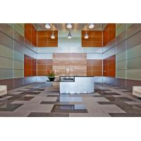 Colored Metal Suspended Ceiling Tiles  For Indoor Passageway Fashion Style Manufactures