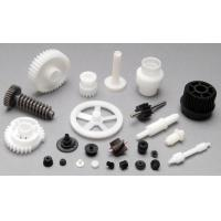 Different Kinds Of Gears From Plastic Gear Moulding In White Or Black Manufactures
