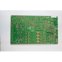 Cheap 8-Layer Electronics 3 Oz Copper Base Multilayer Rigid PCB Security Electronics PCB for sale
