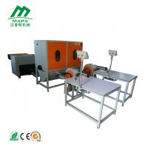 Buy cheap Polyester Fiber Machine /  Fiber Carding Machine Cushion Filling Machine from wholesalers