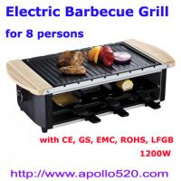 Electric Barbeque Grill for Europe