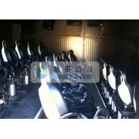 20 Sets Individual / VIP Motion Chairs 5D Movie Theater , Special Effects Manufactures