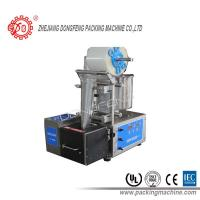 8.6 L Mini Vertical Form Fill And Seal Machines Electric Filling Easy Operation Manufactures