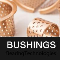 China Crane and Lifting Equipment Wrapped Bronze Bushing Diamond Or Spherical Oil Holes on sale