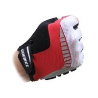 Colored Printing Waterproof MTB Gloves , Waterproof Bicycle Gloves Customized Label Manufactures