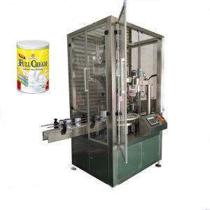 China Manufactory 2-step Goat milk powder filling packing machine powder filler on sale