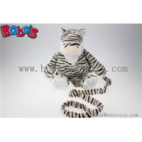 """11.8""""Black and White Tiger Children Backpack Children Lost Proof Bags Bos-1237/30cm Manufactures"""