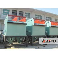 Gold Tin Tungsten Hematite Separation Ore Dressing Plant Jig Concentrator 2.2kw Manufactures