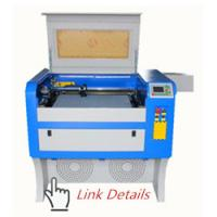 Buy cheap 40x60 Cm Small Laser Wood Cutting Machine , Non Metal Acrylic Laser Engraving from wholesalers