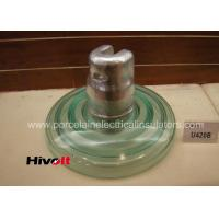 China Glass Suspension Insulators / Clear Glass Insulators With CS IEC Certificate on sale